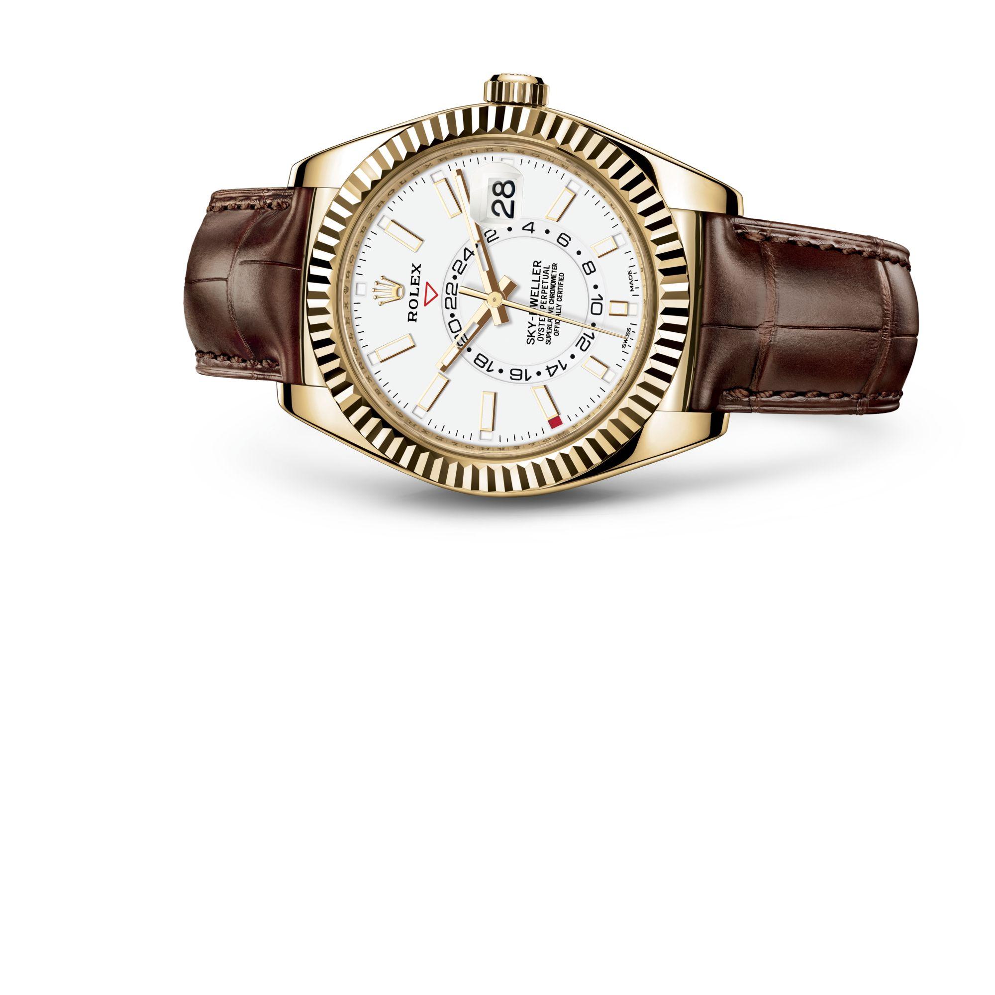 Rolex Sky-Dweller M326138-0010