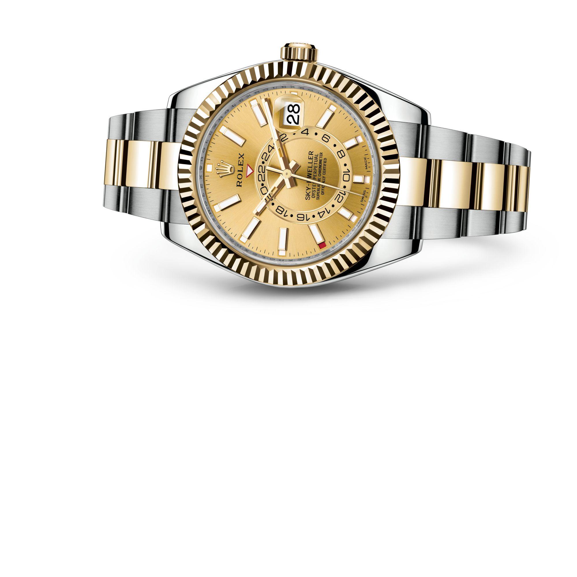 Rolex スカイドゥエラー M326933-0001