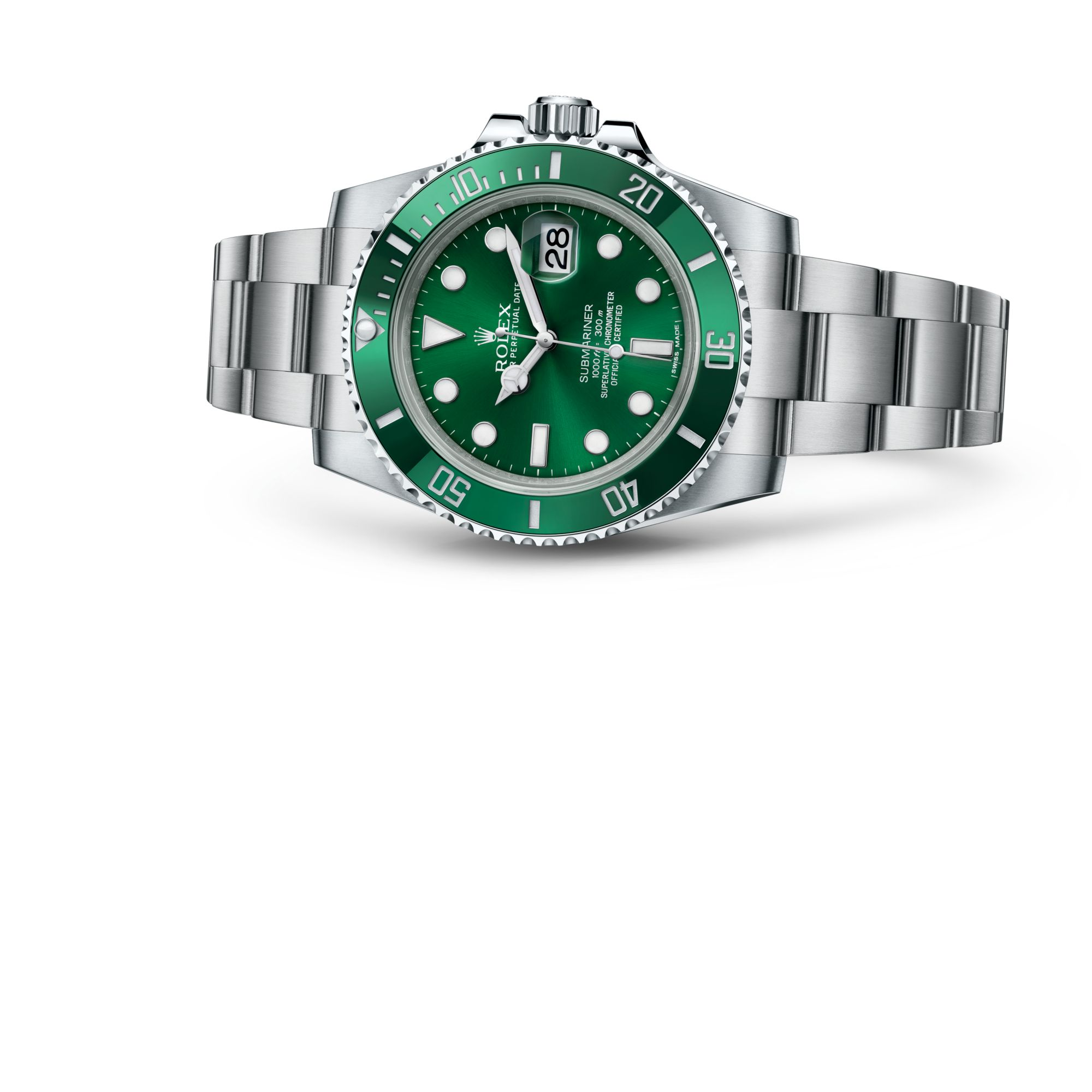 "Rolex <span lang=""en"">Submariner Date</span> M116610LV-0002"