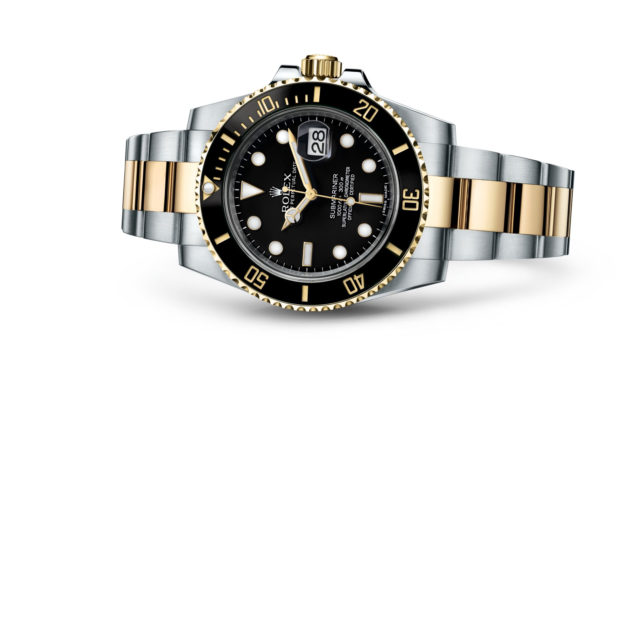Rolex صبمارينر ديت M116613LN-0001