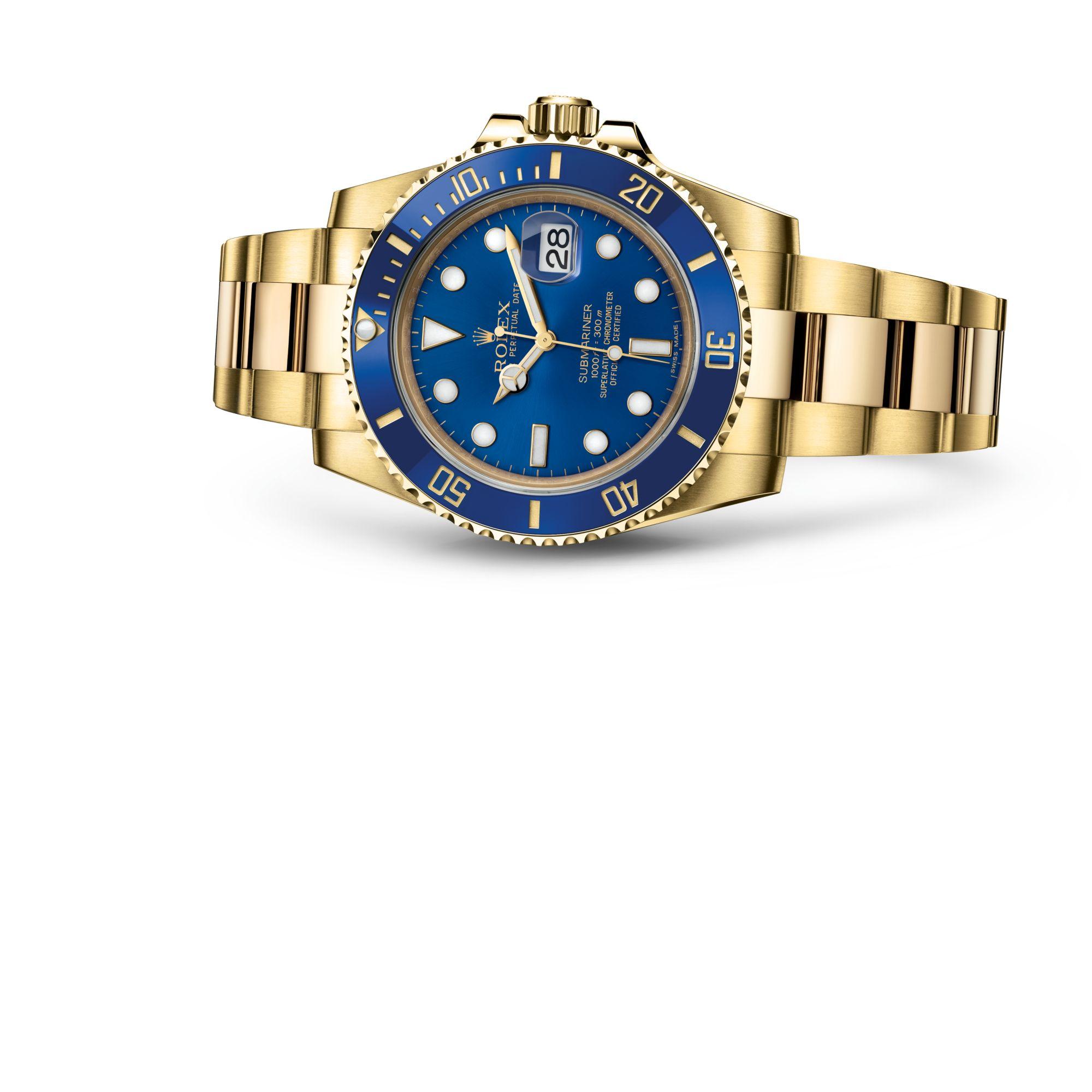 Rolex Submariner Date M116618LB-0003