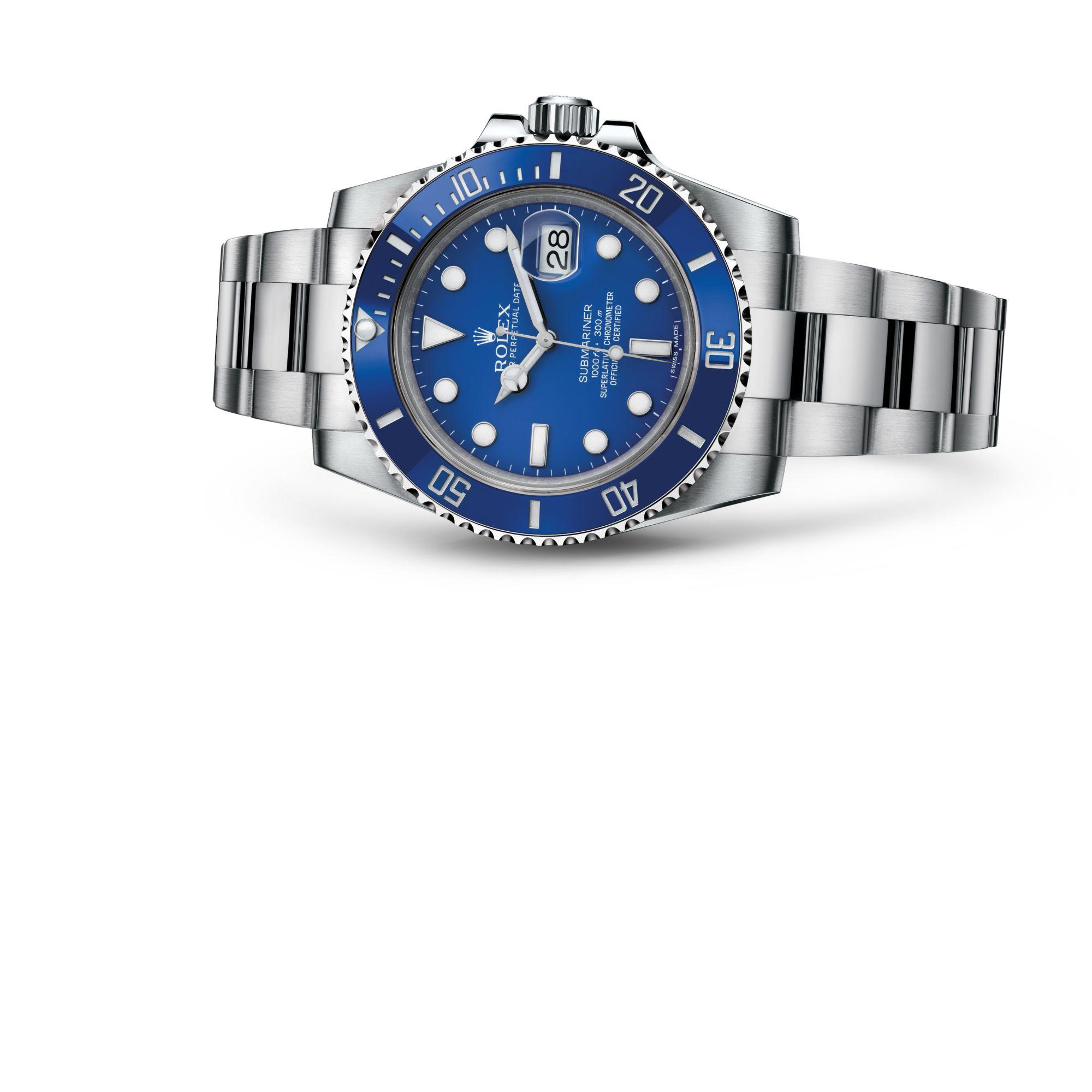 Rolex صبمارينر ديت M116619LB-0001