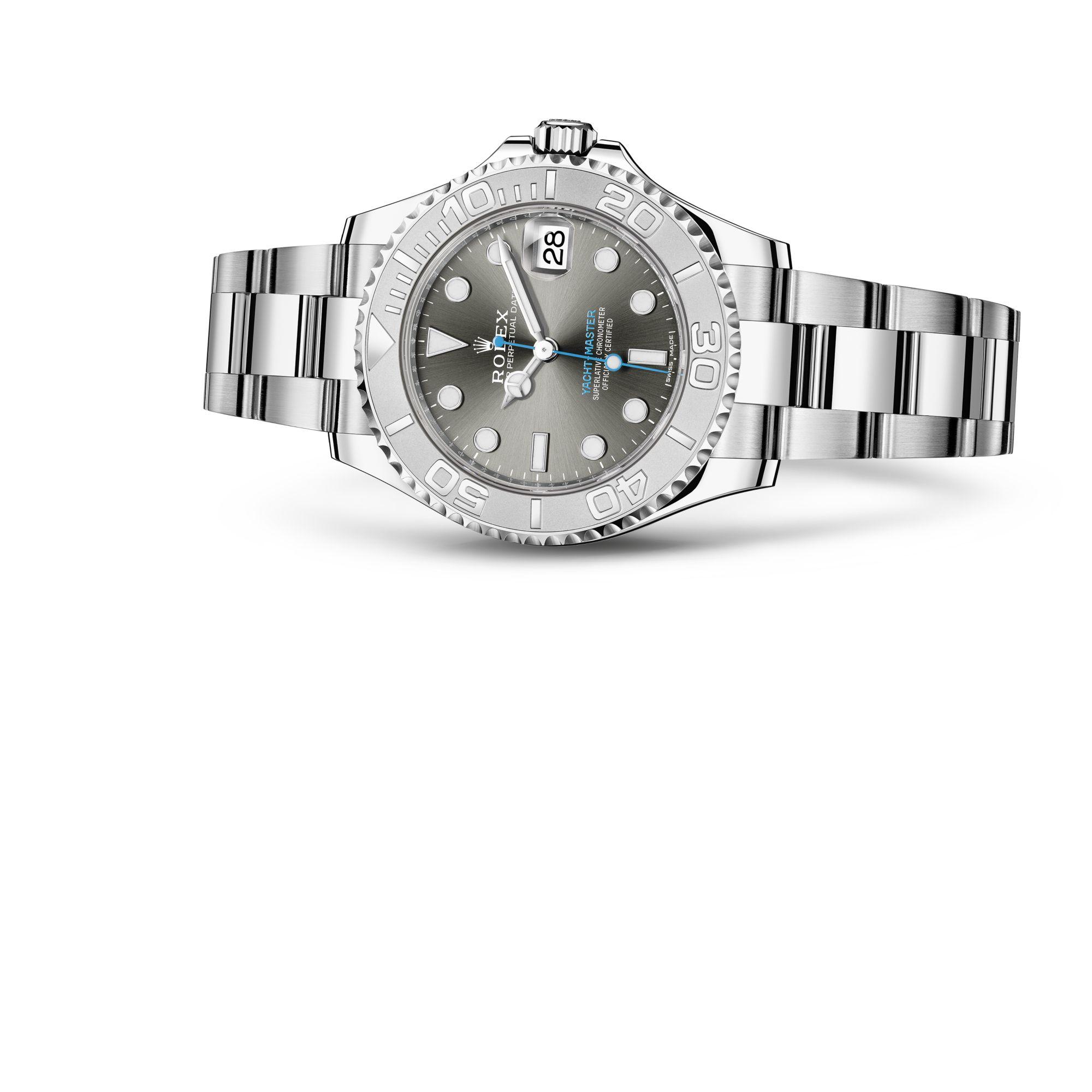 Rolex Yacht‑Master 37 M268622-0002